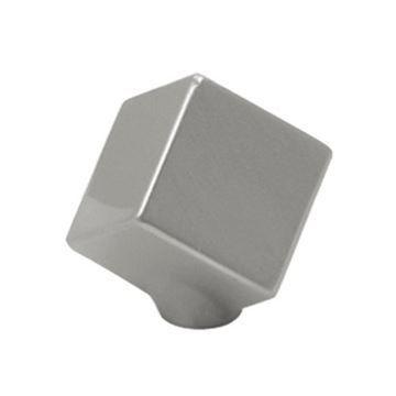 Hickory Hardware Euro Contemporary Cube Knob