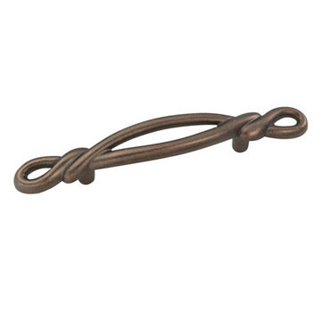 Hickory Hardware French Twist Pull
