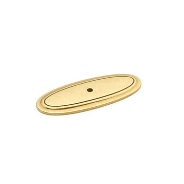 Hickory Hardware Manor House Oval Backplate