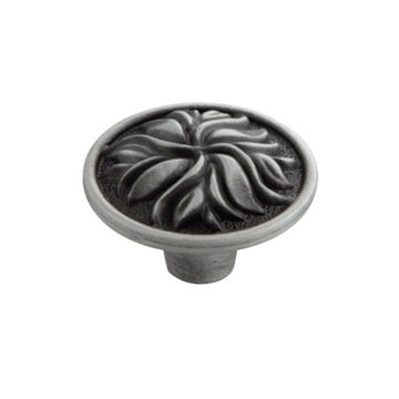 Hickory Hardware Mayfair Acanthus Knob