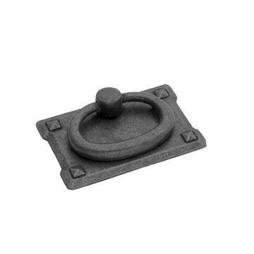 Hickory Hardware Old Mission Small Ring Pull