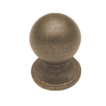 Hickory Hardware Oxford Antique Ball Knob