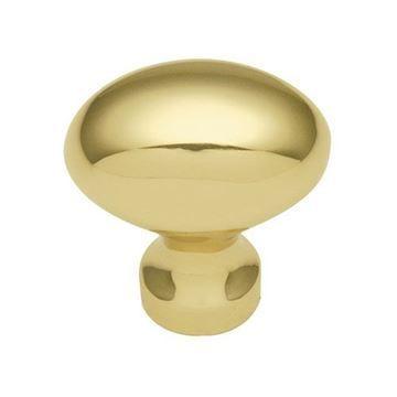 Keeler Power & Beauty Oval Knob