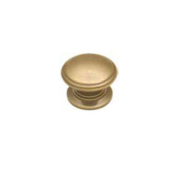 Keeler Power & Beauty Round Knob
