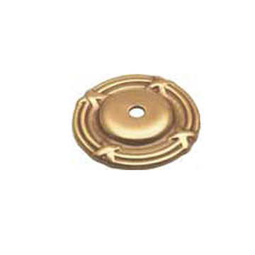 Belwith Keeler Ribbon & Reed Round Backplate