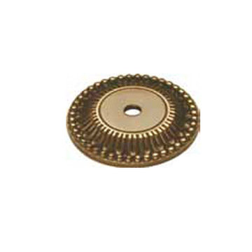 Belwith Keeler Savannah Round Backplate