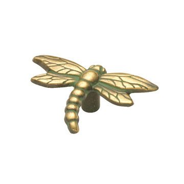 Belwith Keeler South Seas Dragonfly Knob