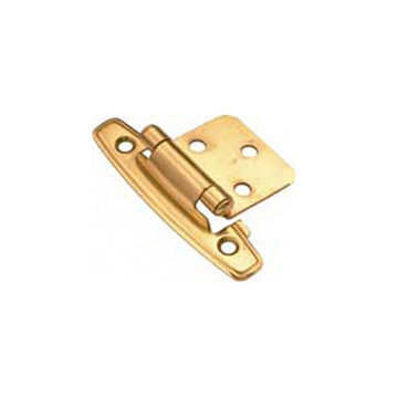Belwith Keeler Surface Flush Self Closing Cabinet Hinge - Pair