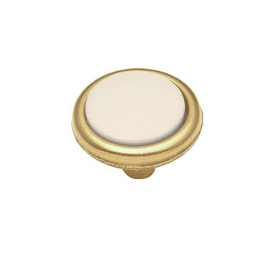 Belwith Keeler Tranquility Knob With Light Almond Insert