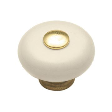 Belwith Keeler Tranquility Light Almond Knob