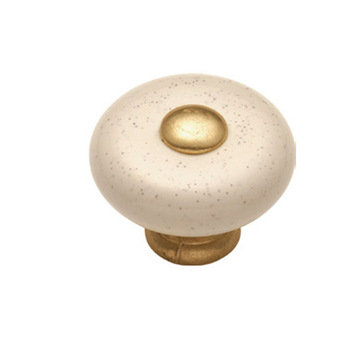 Belwith Keeler Tranquility Oatmeal Porcelain Knob