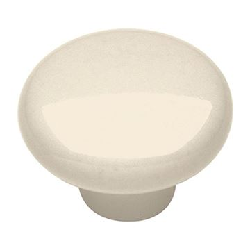 Hickory Hardware Tranquility Round Light Almond Knob