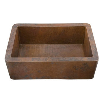 Toscana Copper Kitchen Sink