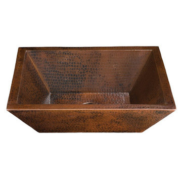 Diego Ii Copper Lavatory Sink