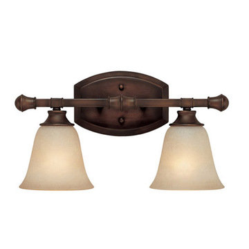 Capital Lighting Belmont 2 Light Vanity Fixture