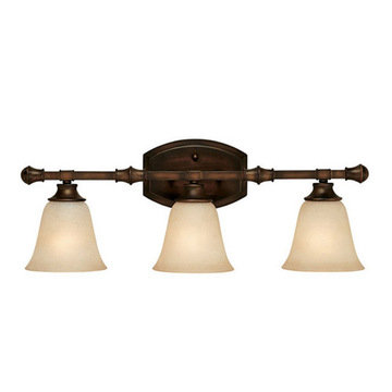 Capital Lighting Belmont 3 Light Vanity Fixture