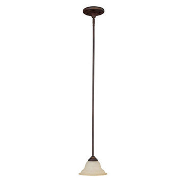 Capital Lighting Chandler 1 Light Mini Pendant