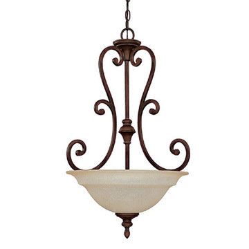 Capital Lighting Chandler 3 Light Pendant