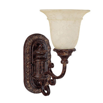 Capital Lighting Chesterfield 1 Light Sconce