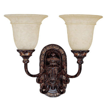 Capital Lighting Chesterfield 2 Light Sconce