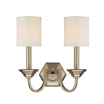 Capital Lighting Fifth Avenue 2 Light Sconce