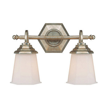 Capital Lighting Fifth Avenue 2 Light Vanity Fixture