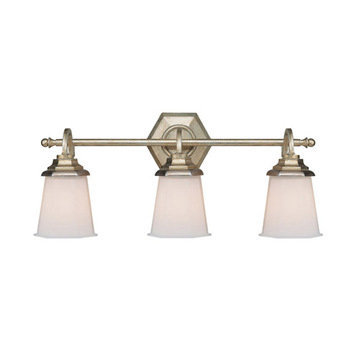Capital Lighting Fifth Avenue 3 Light Vanity Fixture