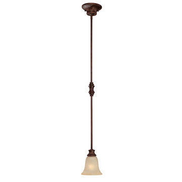Capital Lighting Hill House 1 Light Mini Pendant