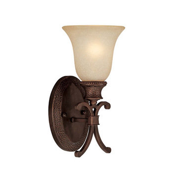 Capital Lighting Hill House 1 Light Sconce