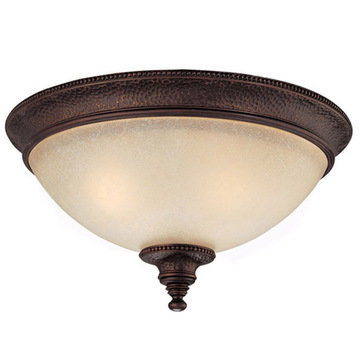 Capital Lighting Hill House 3 Light Ceiling Fixture