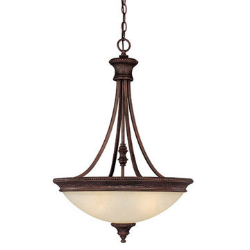 Capital Lighting Hill House 3 Light Pendant