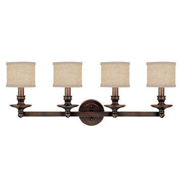 Capital Lighting Loft 4 Light Vanity