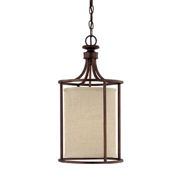 Capital Lighting Midtown 1 Light Foyer Fixture