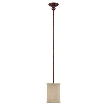 Capital Lighting Midtown 1 Light Pendant