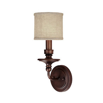 Capital Lighting Midtown 1 Light Sconce