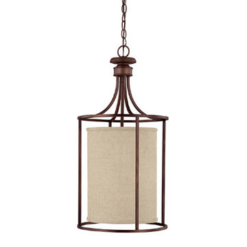 Capital Lighting Midtown 2 Light Foyer Fixture