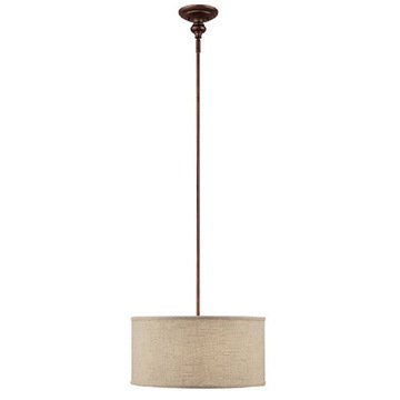 Capital Lighting Midtown 3 Light Pendant