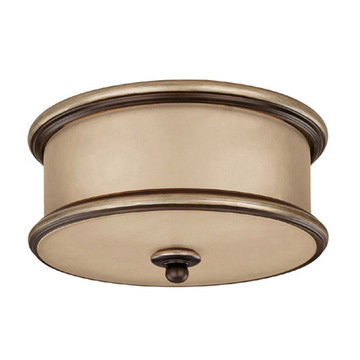 Capital Lighting Park Place 2 Light Ceiling Fixture