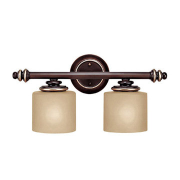 Capital Lighting Park Place 2 Light Vanity Fixture