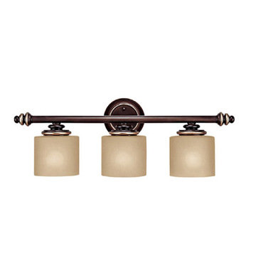 Capital Lighting Park Place 3 Light Vanity Fixture