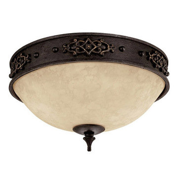 Capital Lighting River Crest 2 Light Ceiling Fixture