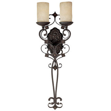 Capital Lighting River Crest 2 Light Sconce
