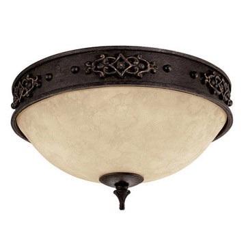 Capital Lighting River Crest 3 Light Ceiling Fixture