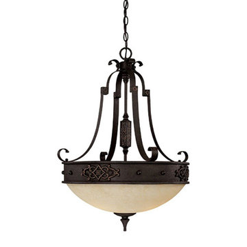 Capital Lighting River Crest 3 Light Pendant