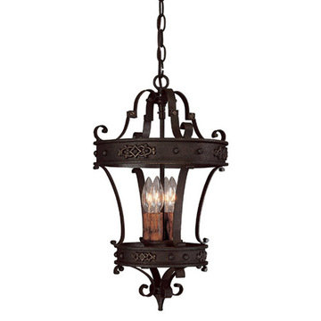 Capital Lighting River Crest 4 Light Foyer Fixture