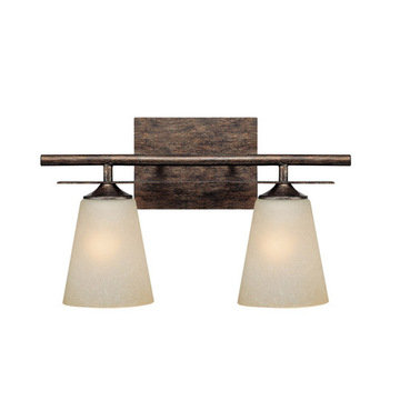 Capital Lighting Soho 2 Light Vanity Fixture