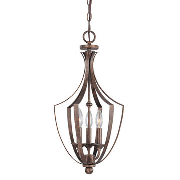 Capital Lighting Soho 3 Light Foyer Fixture