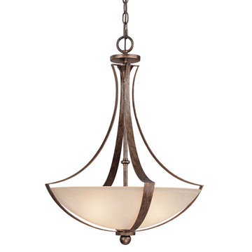 Capital Lighting Soho 3 Light Pendant