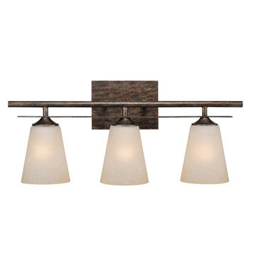 Capital Lighting Soho 3 Light Vanity Fixture