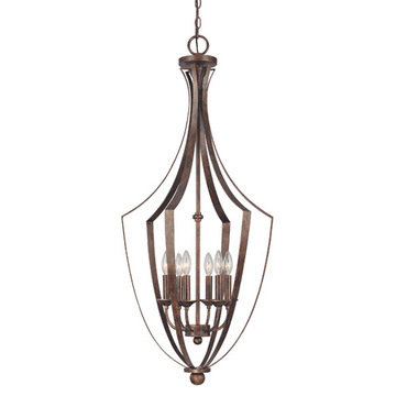 Capital Lighting Soho 6 Light Foyer Fixture